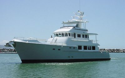New Flagship arrives in California