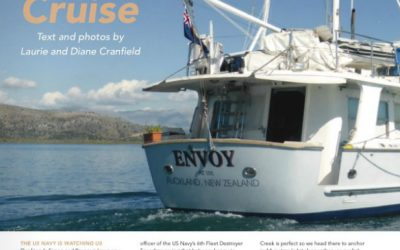 ENVOY Completes 2106 Med Cruise