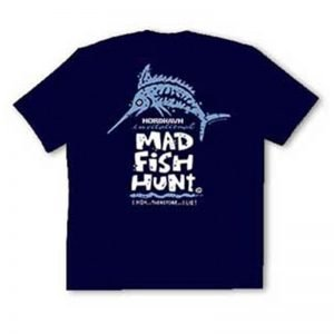 Mad Fish Hunt T-shirt