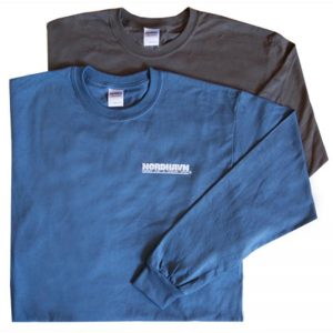 Nordhavn Long Sleeve Colored Tees