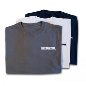 Nordhavn Colored Tees