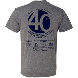 Men's Nordhavn 40th Anniversary T-Shirt
