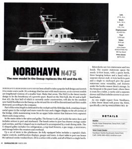 Nordhavn 475 replaces N40 and N43