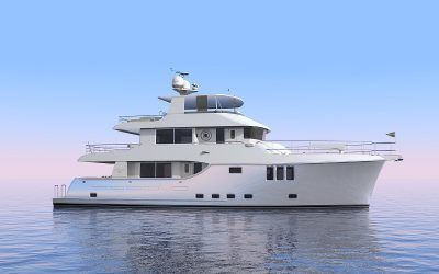 Nordhavn N80 Revealed at FLIBS