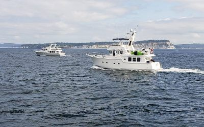 Nordhavn owners set to converge this weekend in Puget Sound
