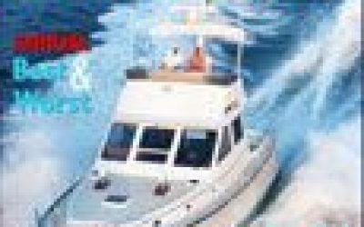 """High-Seas Trekker"" This gold-plater makes midrange coastal cruising way more fun than ever."