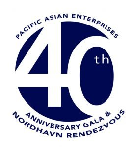 Pacific Asian Enterprises 40th Anniversary Gala &  Nordhavn Rendezvous