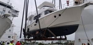 New 59 CP motoryacht edition offloaded