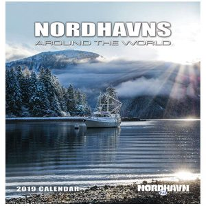 Nordhavn's Around The World 2019 Calendar