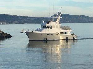 N55 SEA TRIAL