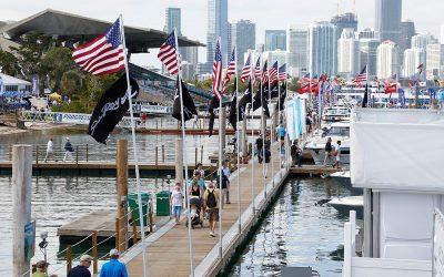 Miami International Boat Show 2020.Palm Beach International Boat Show March 26 29 2020