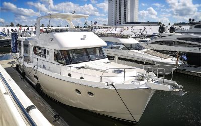 Big changes at the Miami boat shows this year