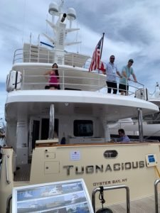 Join Nordhavn at the Palm Beach Boat Show Slip 108.