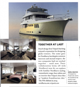 Boats International: Nordhavn 80