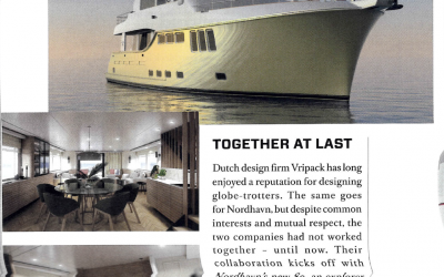 Boats International: Nordhavn 80