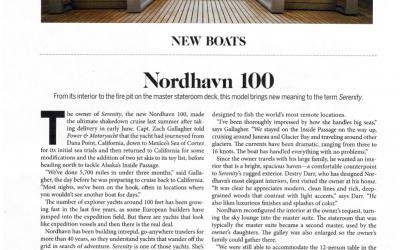 PMY: Nordhavn 100