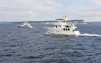 Nordhavn owners set to converge in Puget Sound