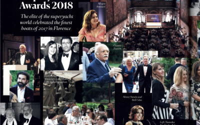 Pacific Yachting: The World Superyacht Awards 2018
