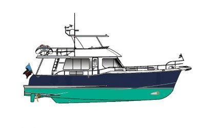 Nordhavn unveils new 52 Coastal Pilot