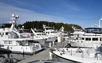 Nordhavn PNW gathering garners huge turnout