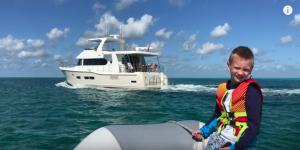 Bahamas 2019 Nordhavn 59cp