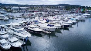 Day three at the Anacortes Boat and Yacht show.