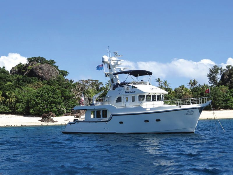 Nordhavn Yachts – Power That's Oceans Apart From The Rest