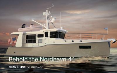 Behold the Nordhavn 41