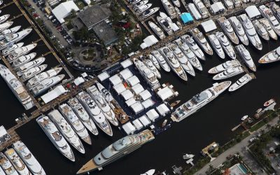Fort Lauderdale International Boat Show – October 30 – November 3, 2019