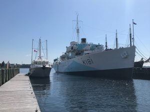 Nordhavn 43 Wanderer arrived in Halifax, NS