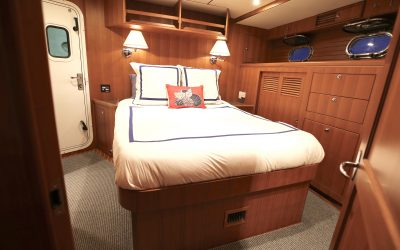 "New Nordhavn 47 ""Pacific High"" photos added"