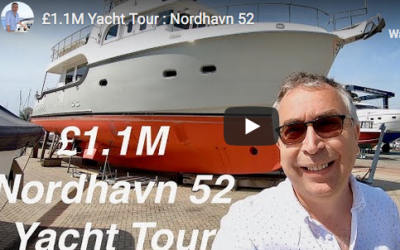 Nordhavn 52 yacht tour: Little ship styling meets long-term living
