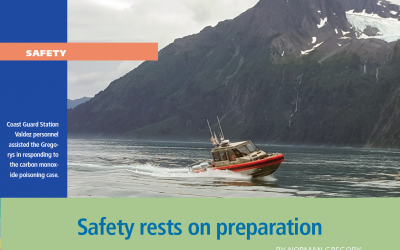 Ocean Navigator: Safety rests on preparation