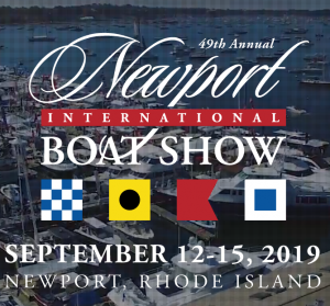 Newport International Boat Show – September 12-15 , 2019