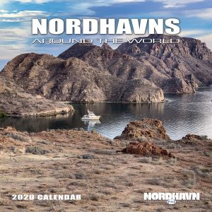 Nordhavn's Around The World 2020 Calendar