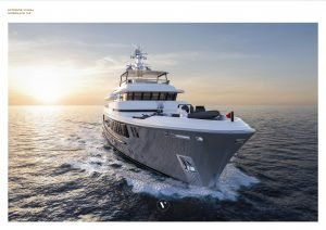 The Nordhavn 148: an expedition superyacht for the  world's most challenging conditions