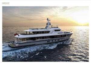 Professional Mariner: Nordhavn, Vripack partner on new N148 megayacht