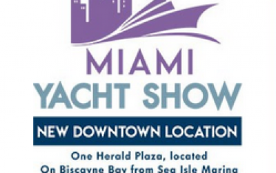 The Miami Yacht Show (at the Sea Isle Marina) – February  13-17, 2020