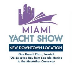 The Miami Yacht Show (at the Sea Isle Marina) – February  13-17, 2020