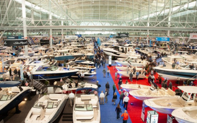 New England Boat Show – February  8-16, 2020