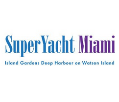 Superyacht Miami (Island Gardens Deep Harbour on Watson Island) – February  13-17, 2020