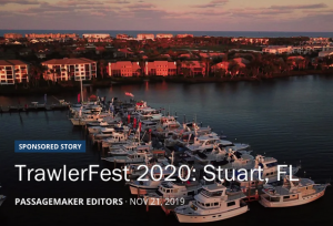 Trawlerfest- March  3-7, 2020