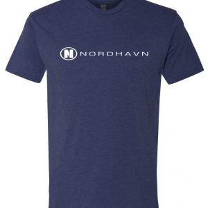 Blue Next Level T-shirt