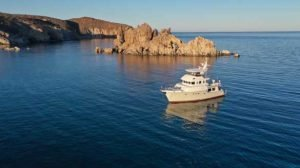 Cruising Odyssey: After One Baja Bash and 4,000 nm, Red Rover Comes Home
