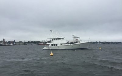 Nordhavn Rendezvous in New Bedford, MA over the weekend