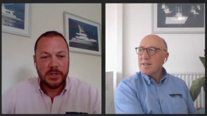 Nordhavn Broker Chat: Buying A Brokerage Nordhavn with Neil Russell and Philip Roach-Nordhavn Europe