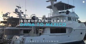 Nordhavn 60 2020 – Owners First Pacific Ocean run N60 hull#77