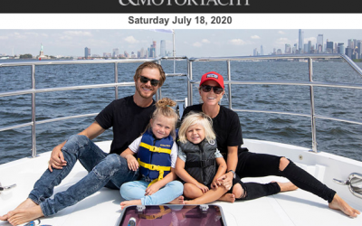 Passagemaker: Aboard Mermaid Monster Meet the Palmer family and see what living on the water is really like.