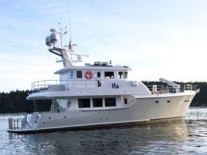 New listing Nordhavn 63 HA