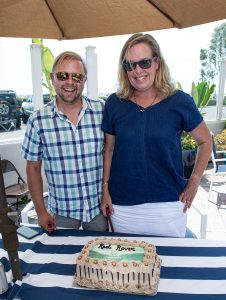Celebrating in the time of Coronavirus: honoring N55  owners Alison and Kevin Jeffries